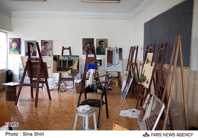 تاسیس هنرستان هنرهای زیبا