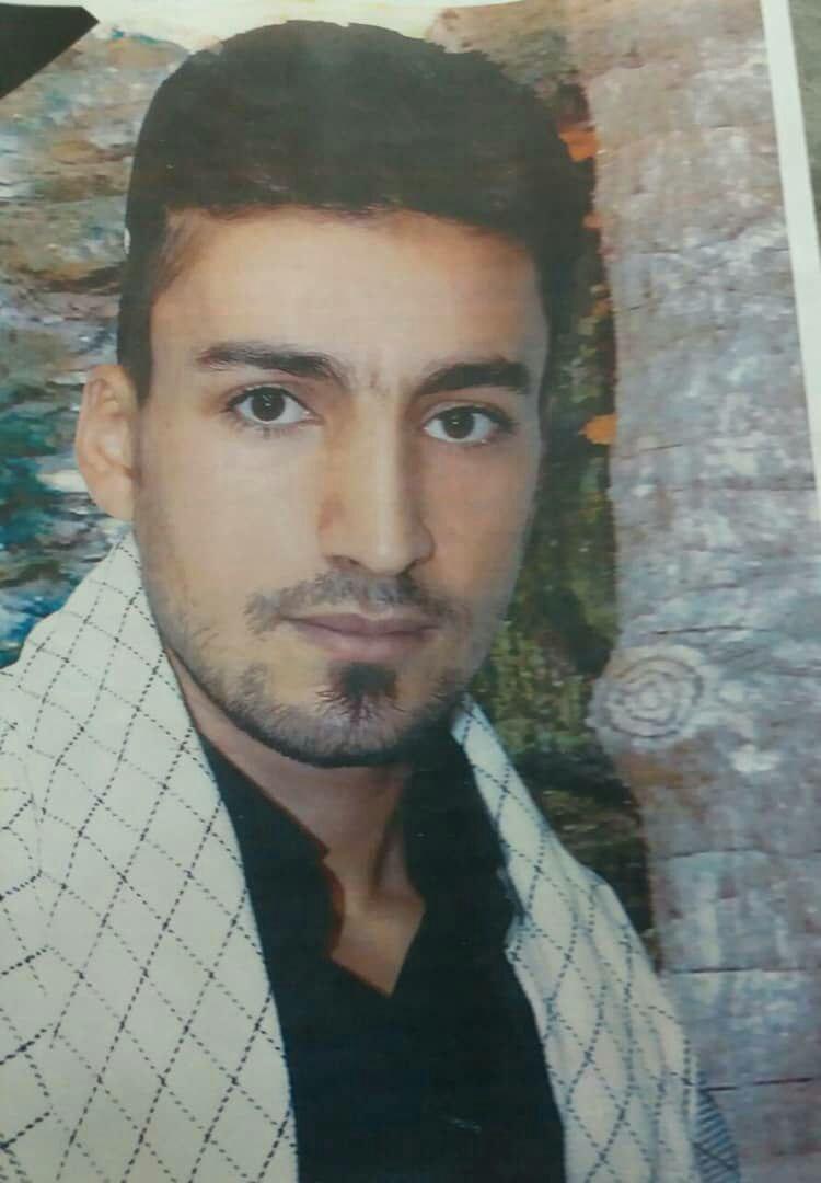 مراسم تشییع جوان اهداکننده عضو در روستای حاتم آباد اصلانشاه