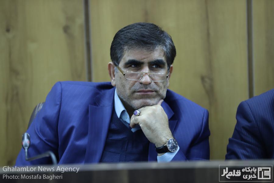 گزارش تصویری: شورای توسعه و برنامه ریزی استان به ریاست استاندار