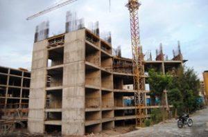پروژه برج های دوقلوی کیو خرم آباد در محاق فراموشی + فیلم