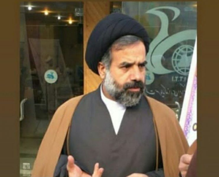 حجت الاسلام و المسلمین موسوی بعنوان رئیس عقیدتی مرزبانی ناجا منصوب شد