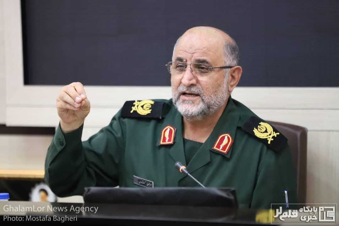 جانشین قرارگاه استانی «پدافند مردم محور لرستان» منصوب شد