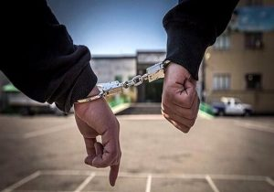 شرور مسلح در خرمآباد دستگیر شد