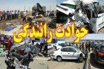 ۲ کشته و ۳ مصدوم در حادثه تصادف محور خرمآباد_بیرانشهر
