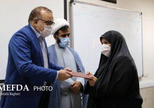 گزارش تصویری: مراسم تودیع و معارفه معاون آموزشی دانشگاه علوم پزشکی لرستان