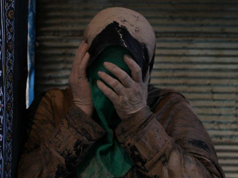 گزارش تصویری: عاشورا در خرمآباد از لنز دوربین ترانه بازداری