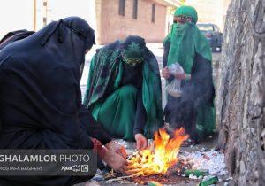 چهل منبر در خرمآباد به روایت تصویر