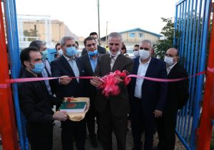 گزارش تصویری: افتتاح آنتن BTS مخابرات لرستان در منطقه گلدشت خرمآباد