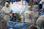 تختهای بیماران کرونایی در بیمارستان تامین اجتماعی خرمآباد پُر شد