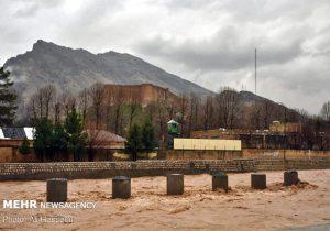 نیاز ۷۰ میلیاردی برای ترمیم نقاط حادثهخیز دیواره ساحلی رودخانه خرم آباد