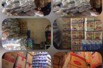 کشف ۲ انبار احتکار مواد غذایی و شوینده توسط اطلاعات سپاه خرمآباد
