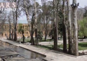 فیلم| بهشت گمشده در «باغ گلستان» خرمآباد