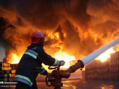وقوع ۱۰۱۹ حادثه در شهر خرمآباد/ آتشسوزی ۱۲۸ واحد مسکونی