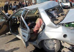 سانحه رانندگی محور پلدختر- اندیمشک ۳ مجروح بر جای گذاشت