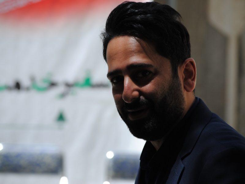 گزارش تصویری / نشست خبری علی اسکندری کاندیدای ششمین دوره شورای شهر خرمآباد